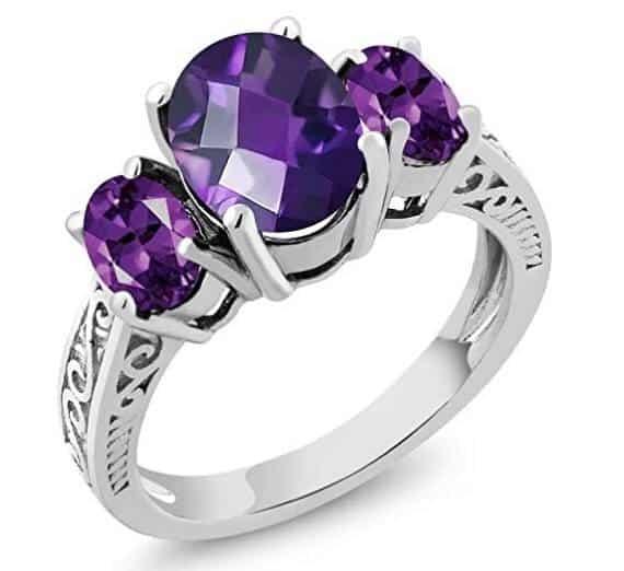 3-stone Ring