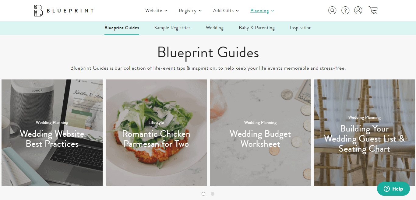 Blueprint Guides