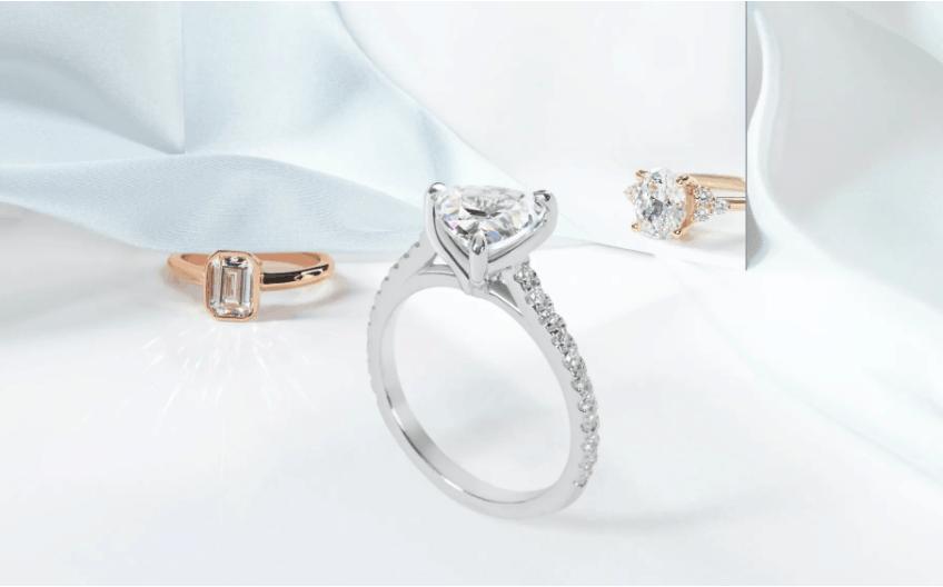 diamond nexus rings