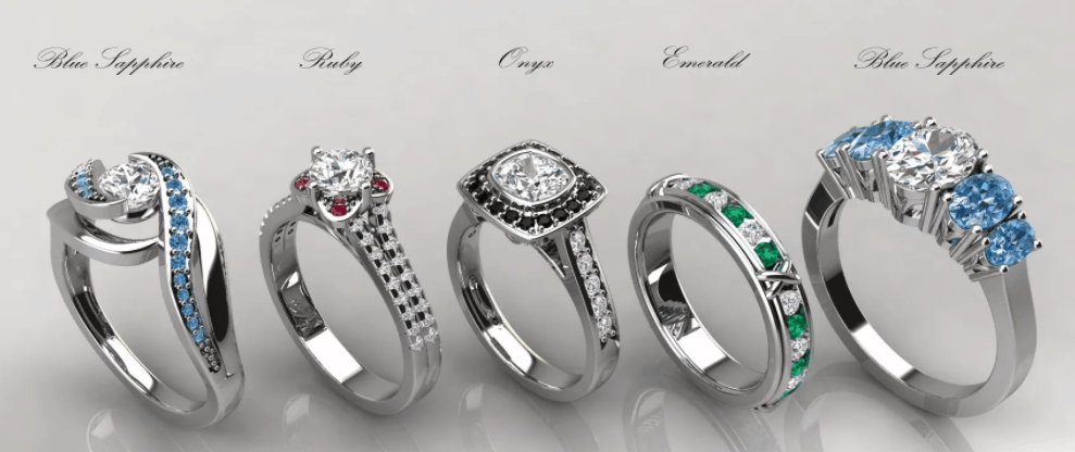 Looking for Customized Moissanite Rings? | Forever Moissanite