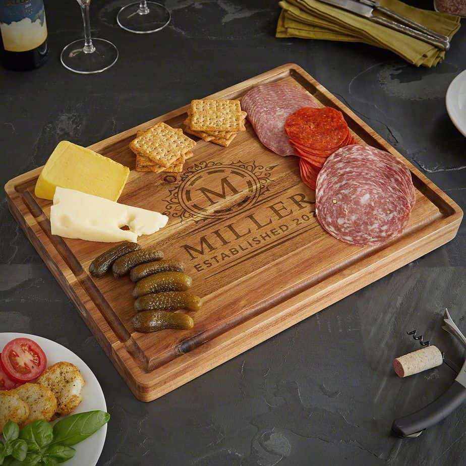 Personalized Cutting Boards from HomeWetBar.com