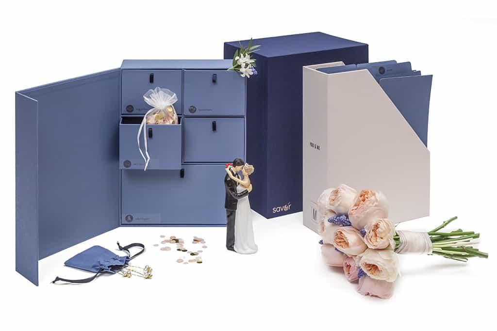 Deluxe Wedding Edition Keepsake Box | Savor